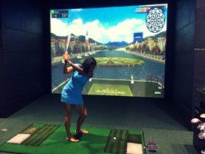 Arcade Golf | Swing Zone Golf