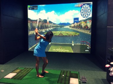 Arcade Golf | Swing Zone Golf