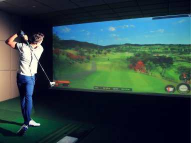 Simulator | Swing Zone Golf
