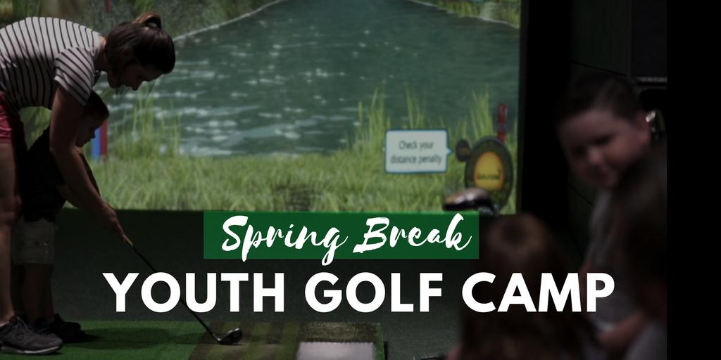 Spring Break Camp Web Homepage | Swing Zone Golf